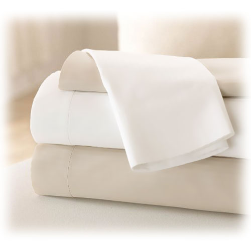 180 ct. Bone Bed Sheets & Pillowcases