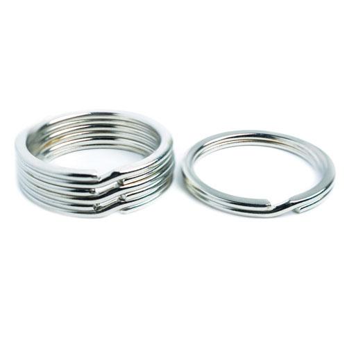 Metal Split Rings For Key Tags