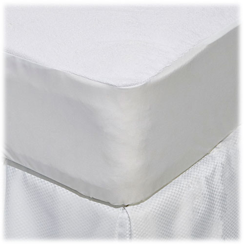 Terry Cloth Fitted Mattress Protectors
