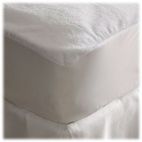 Coral Fleece Fitted Mattress Protectors