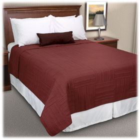 Boardwalk Reversible Quilted Coverlets