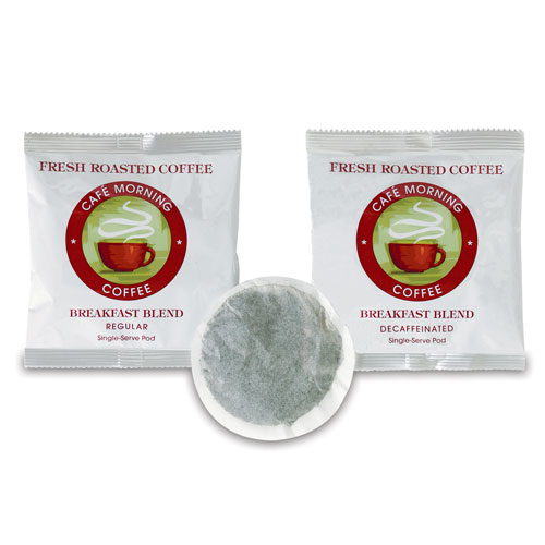 Cafe Morning 1-Cup Coffee Pods