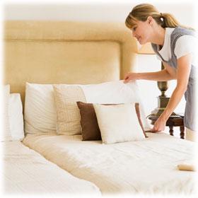 Hotel Bedspreads