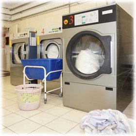 Hotel Laundry Carts