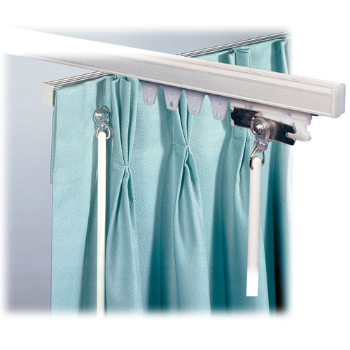 "Architrac Baton Draw ""Wall Mount"" Drapery Track"
