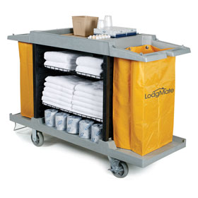 Full-Size Housekeeping Cart