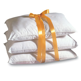 Polyester Fiberfill Pillows