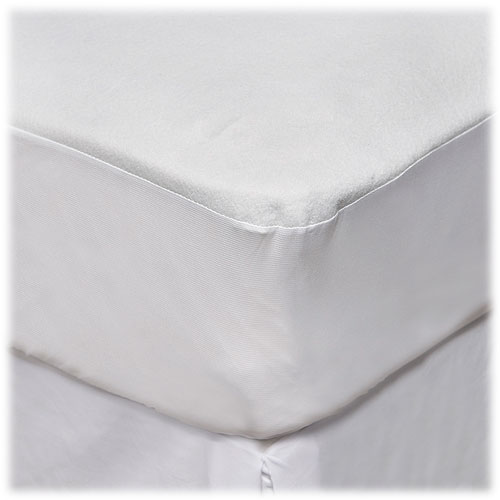 100% Polyester Fitted Mattress Pads