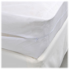 Waterproof Polypropylene Zippered Mattress Covers