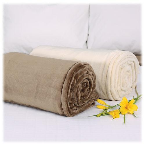 Ultra Plush Blankets 100% Polyester