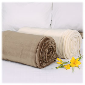 Ultra Plush Blankets 100% Polyester