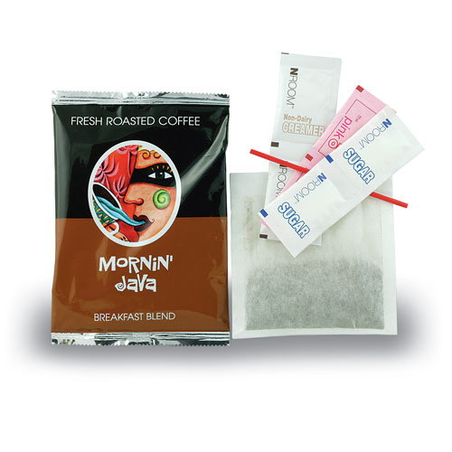 Mornin' Java Coffee 4-Cup 200/cs