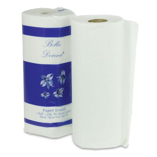 Paper Towel 2-ply 110sht Rolls; 24/cs.