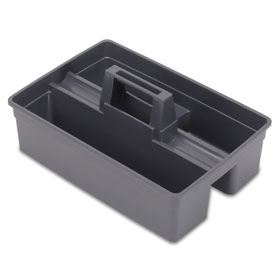LodgMate Polyethylene Tote Caddy Carrier
