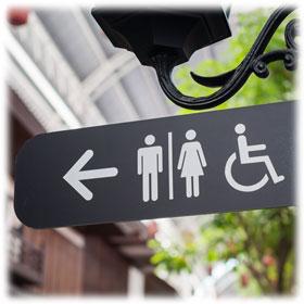 Public Symbol Signs