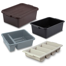 Stackable Tote Boxes