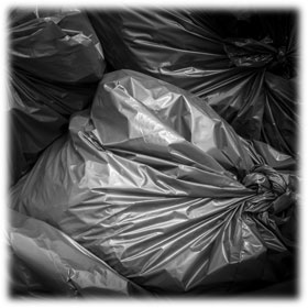Receptacles & Trash Liners