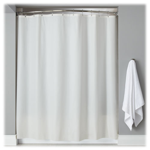 Hotel Vinyl Shower Curtains Heavy Duty Lodgmate