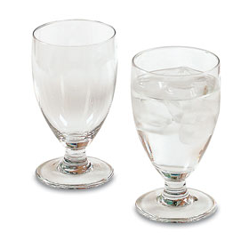 10.5 oz. Water Glass Goblet 24/cs